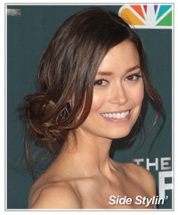 Summer Glau hairstyles